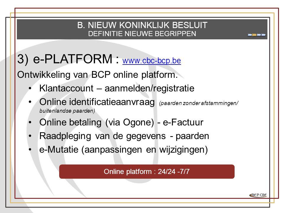 e-PLATFORM : www.cbc-bcp.be