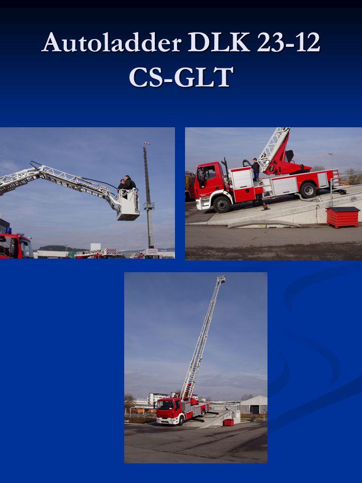 Autoladder DLK 23-12 CS-GLT