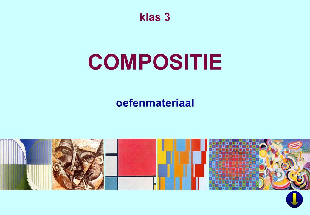 klas 3 COMPOSITIE oefenmateriaal