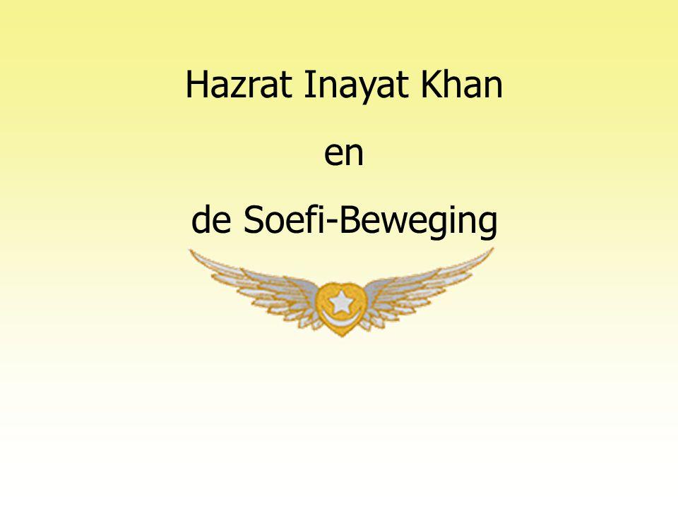 Hazrat Inayat Khan en de Soefi-Beweging