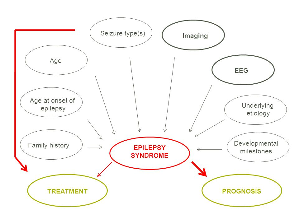 EPILEPSY SYNDROME TREATMENT PROGNOSIS