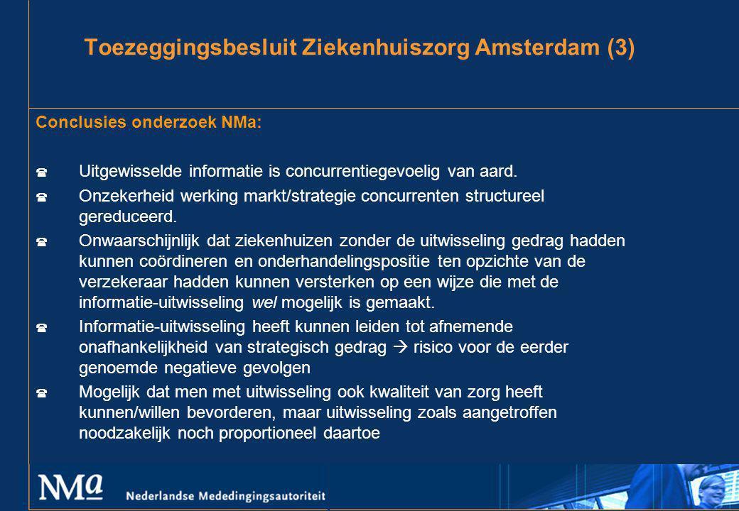 Toezeggingsbesluit Ziekenhuiszorg Amsterdam (3)