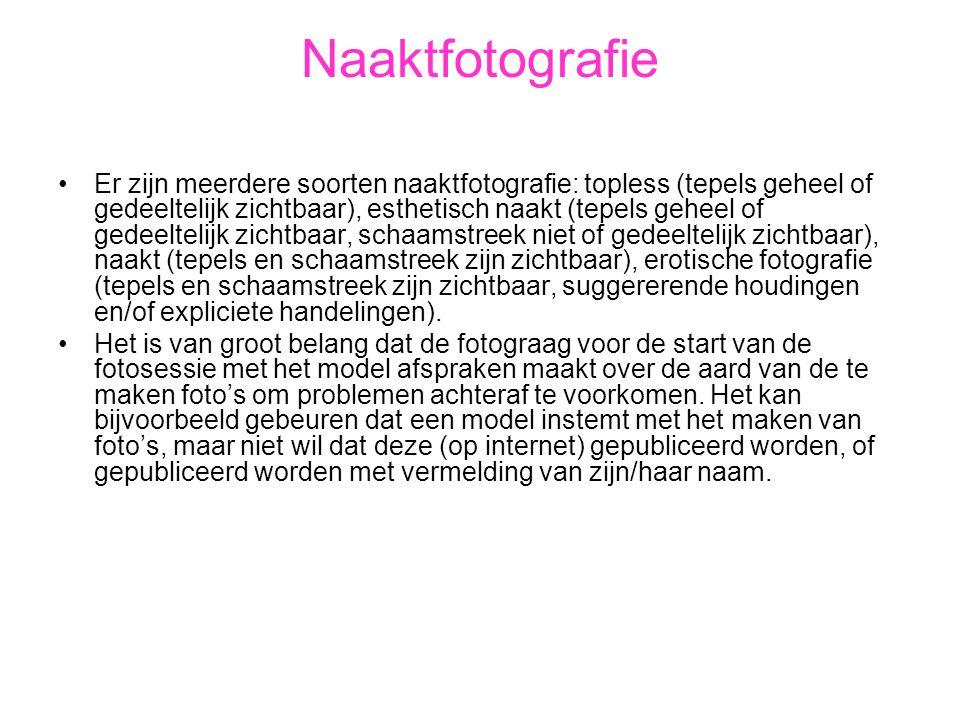 Naaktfotografie