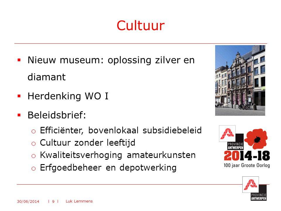 Cultuur Nieuw museum: oplossing zilver en diamant Herdenking WO I