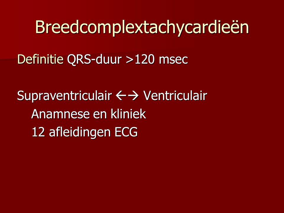 Breedcomplextachycardieën