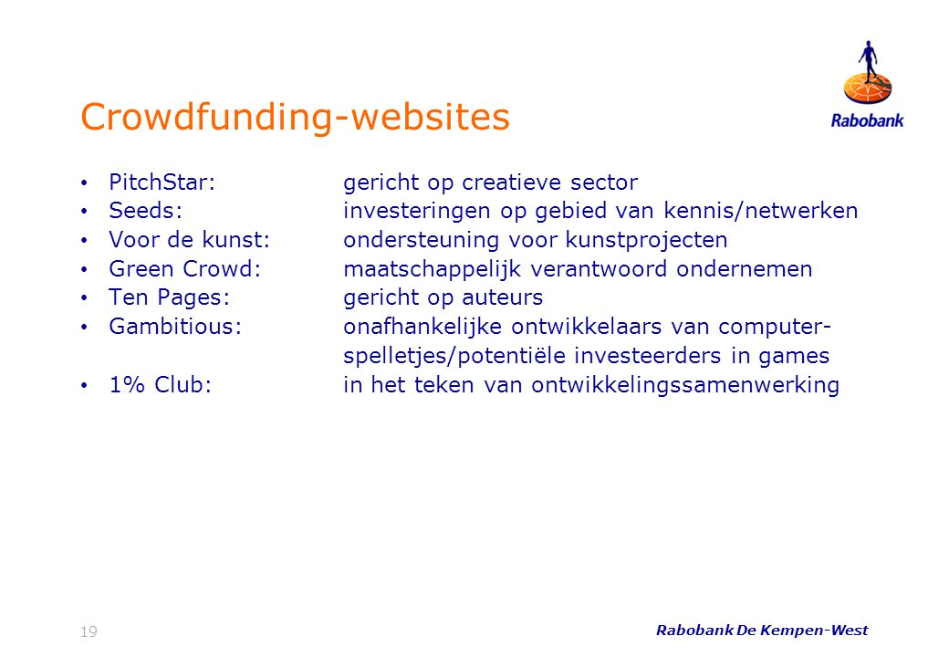Crowdfunding-websites