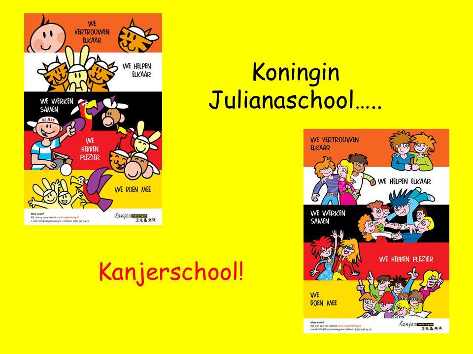 Koningin Julianaschool…..