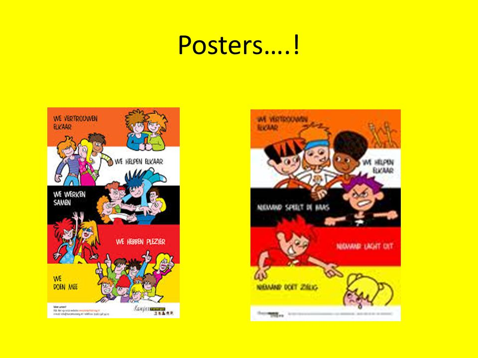 Posters….!