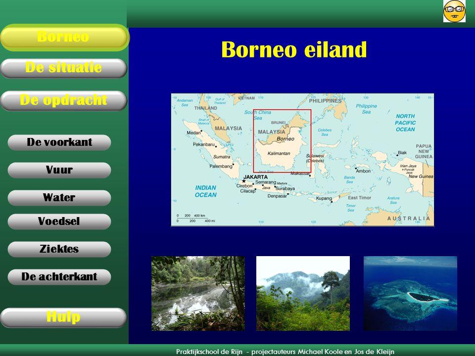 Borneo eiland