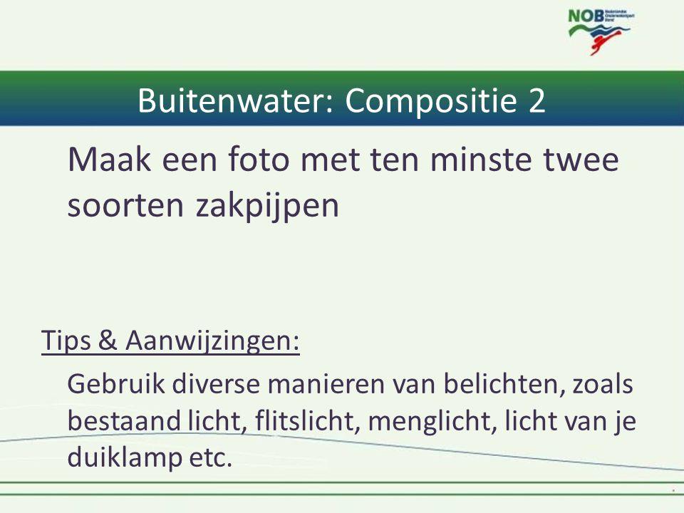Buitenwater: Compositie 2