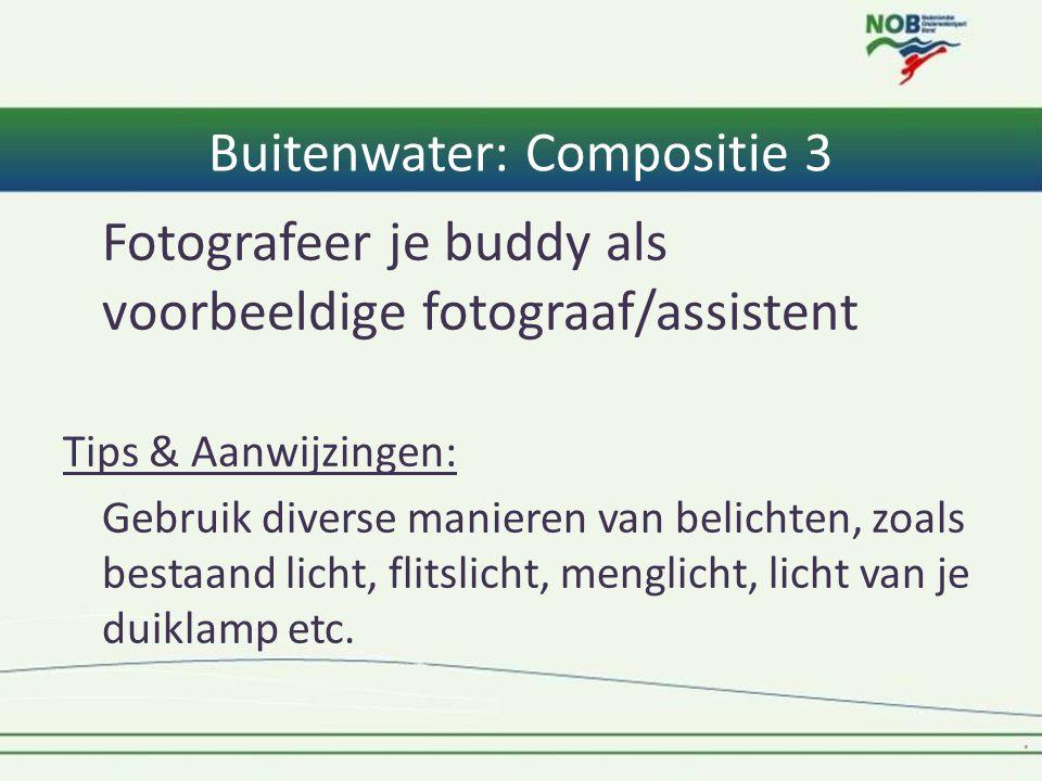 Buitenwater: Compositie 3