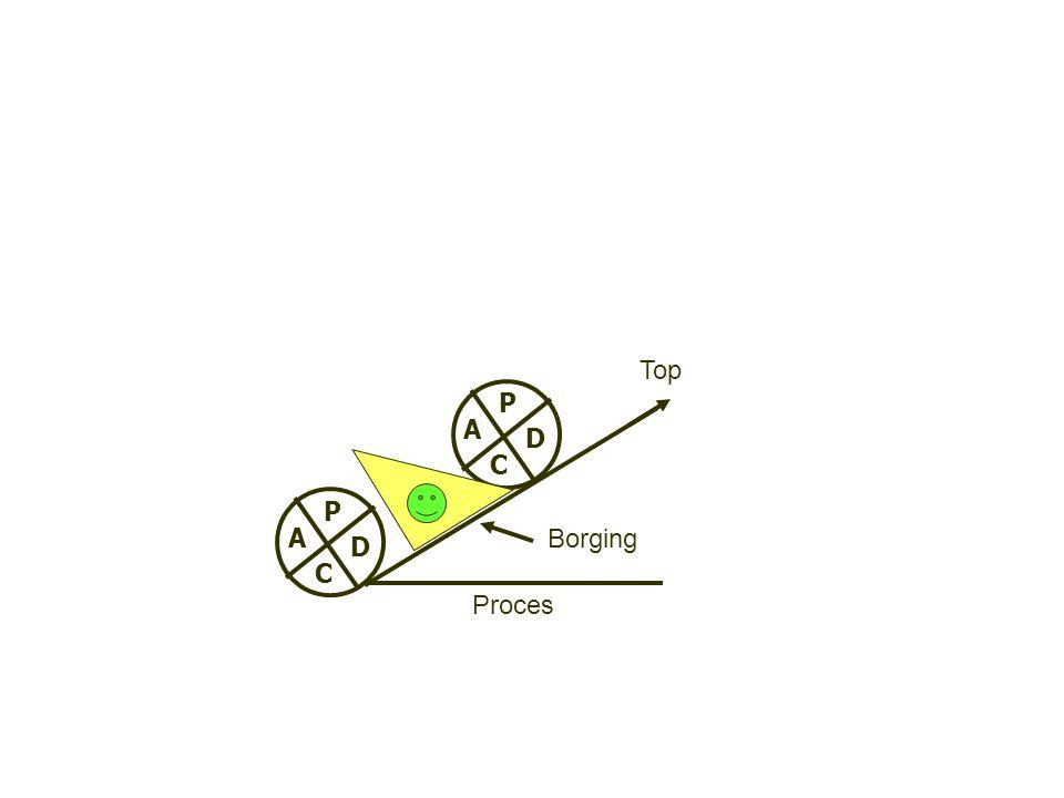 Top P A D C P A Borging D C Proces