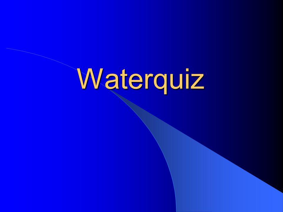 Waterquiz