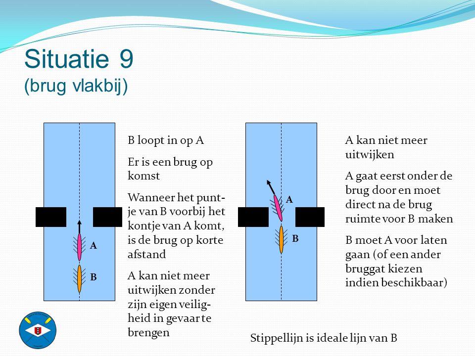 Situatie 9 (brug vlakbij)