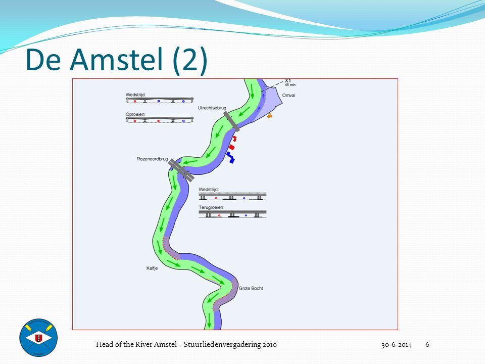 De Amstel (2) Head of the River Amstel – Stuurliedenvergadering 2010