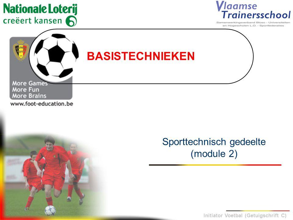 Sporttechnisch gedeelte (module 2)