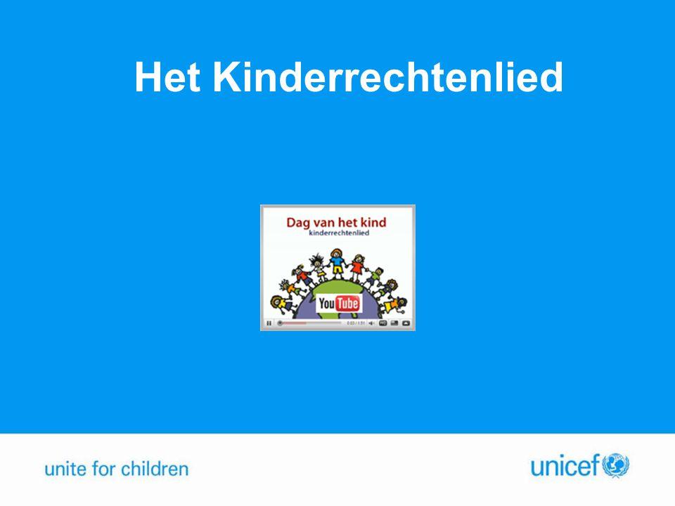 Het Kinderrechtenlied