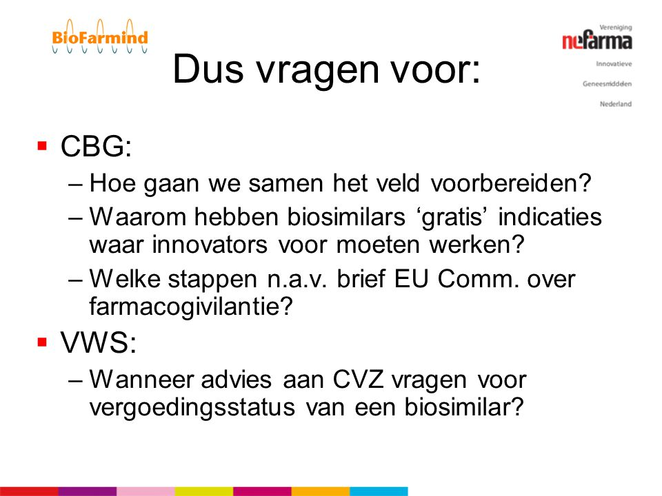 Jointly shaping the future of biosimilars ppt download for Dus welke architectuur