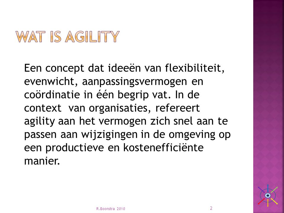 Wat is Agility