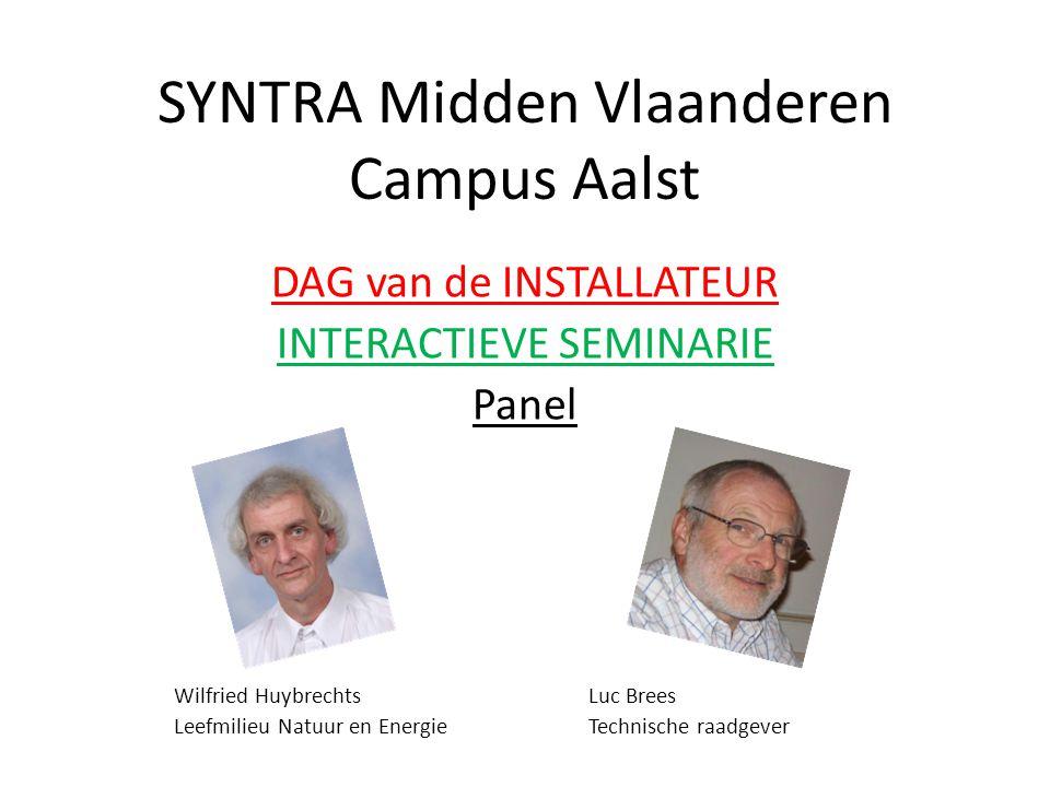 SYNTRA Midden Vlaanderen Campus Aalst