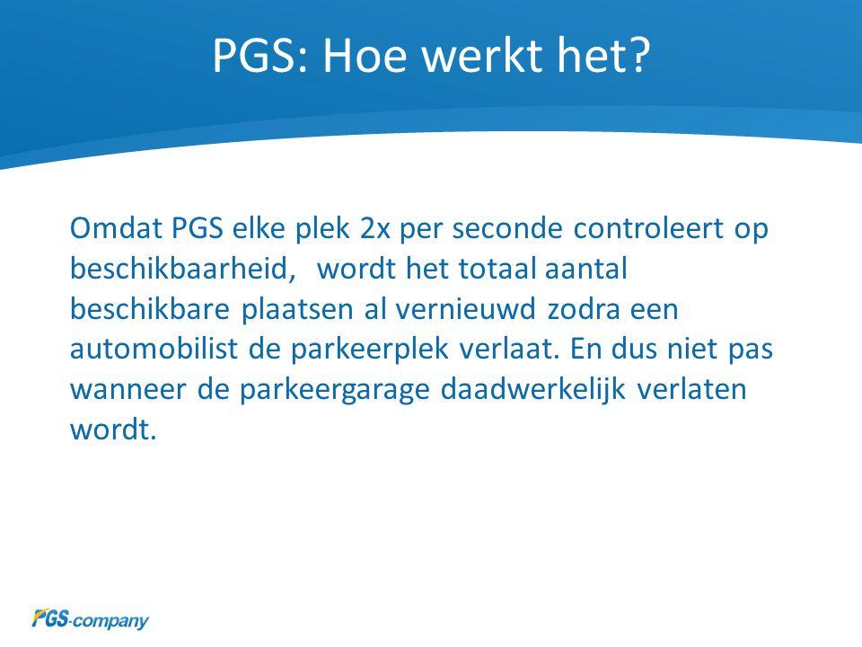 PGS: Hoe werkt het