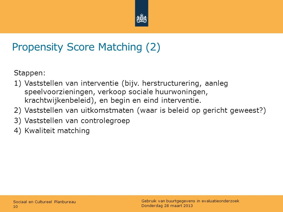 Propensity Score Matching (2)