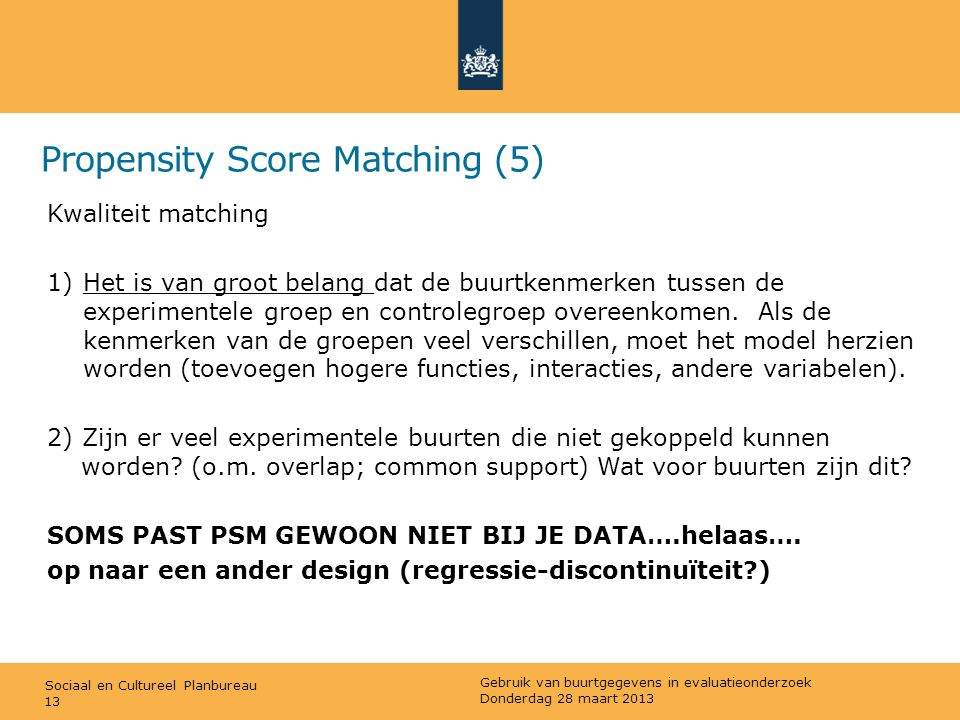 Propensity Score Matching (5)