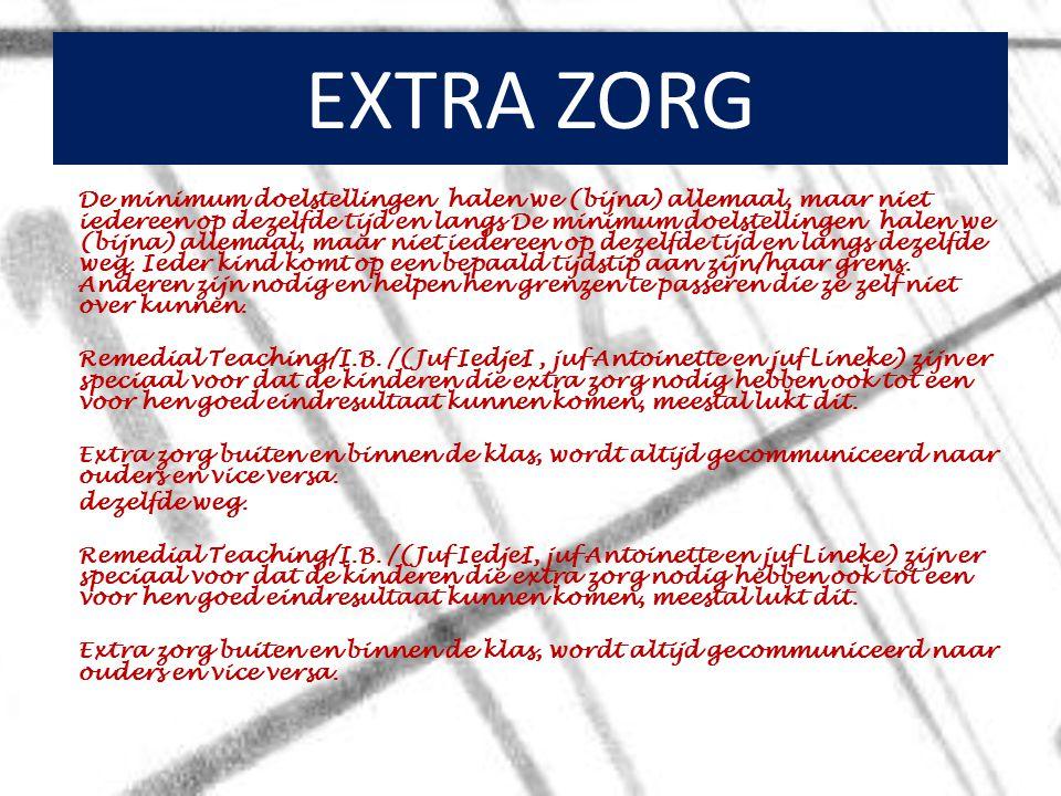 Extra zorg