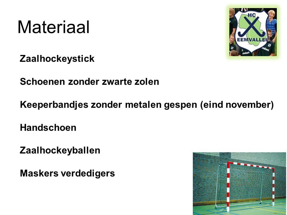Materiaal Zaalhockeystick Schoenen zonder zwarte zolen