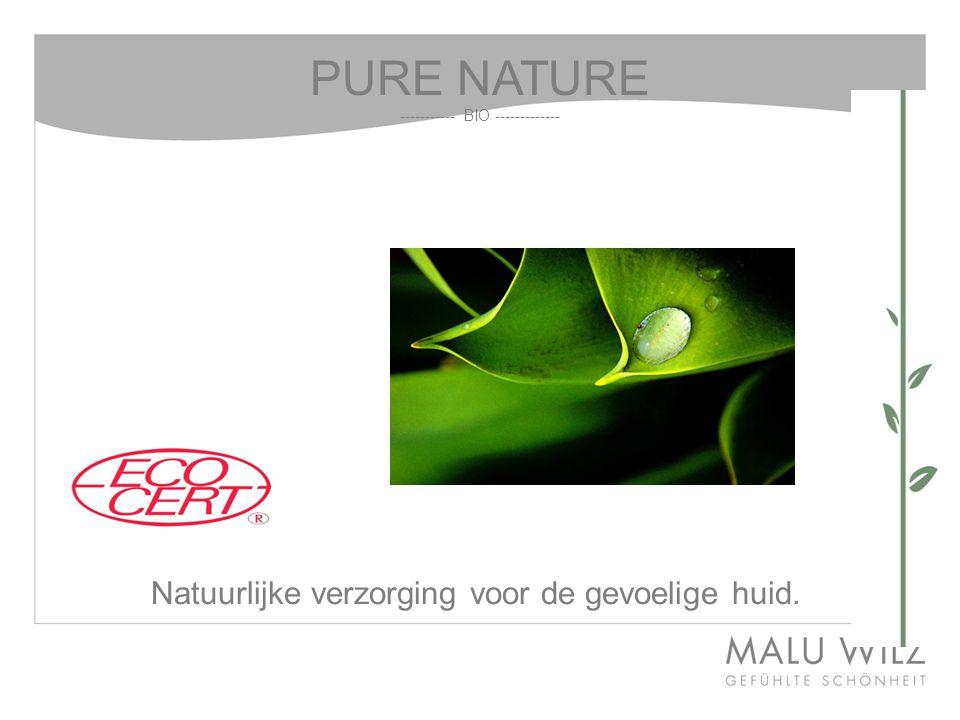 PURE NATURE ----------- BIO -------------