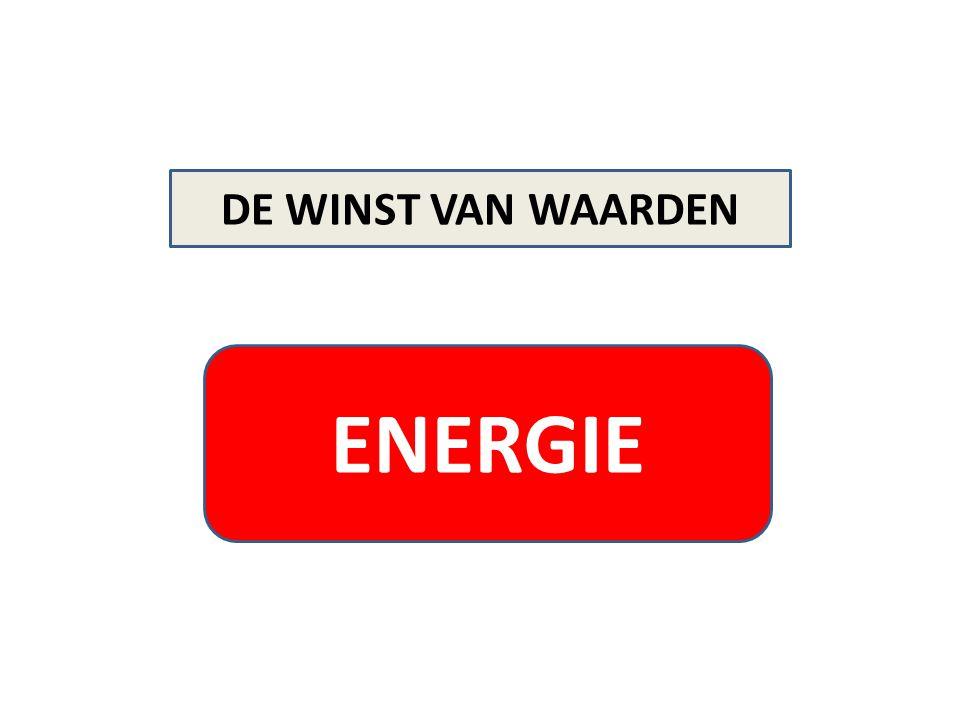 DE WINST VAN WAARDEN ENERGIE