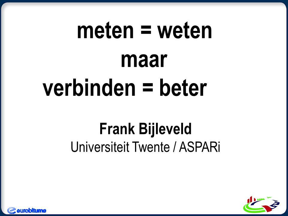 Universiteit Twente / ASPARi