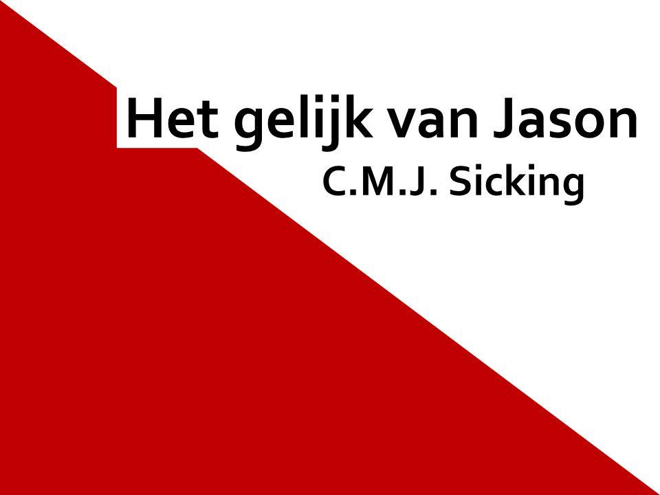 Het gelijk van Jason C.M.J. Sicking