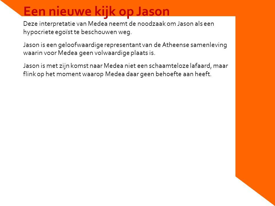 Een nieuwe kijk op Jason