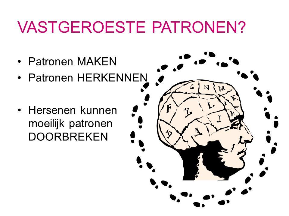 VASTGEROESTE PATRONEN
