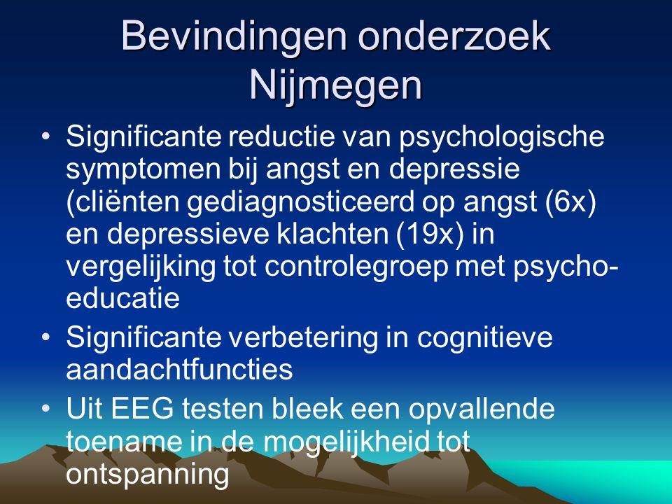 Bevindingen onderzoek Nijmegen