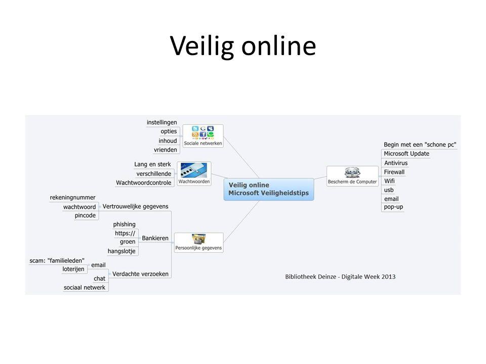 Veilig online