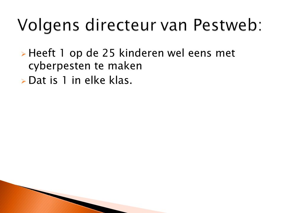 Volgens directeur van Pestweb: