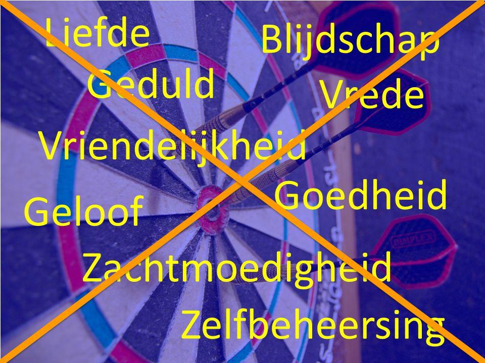 Cyclamen Liefde Blijdschap Geduld Vrede Vriendelijkheid Goedheid