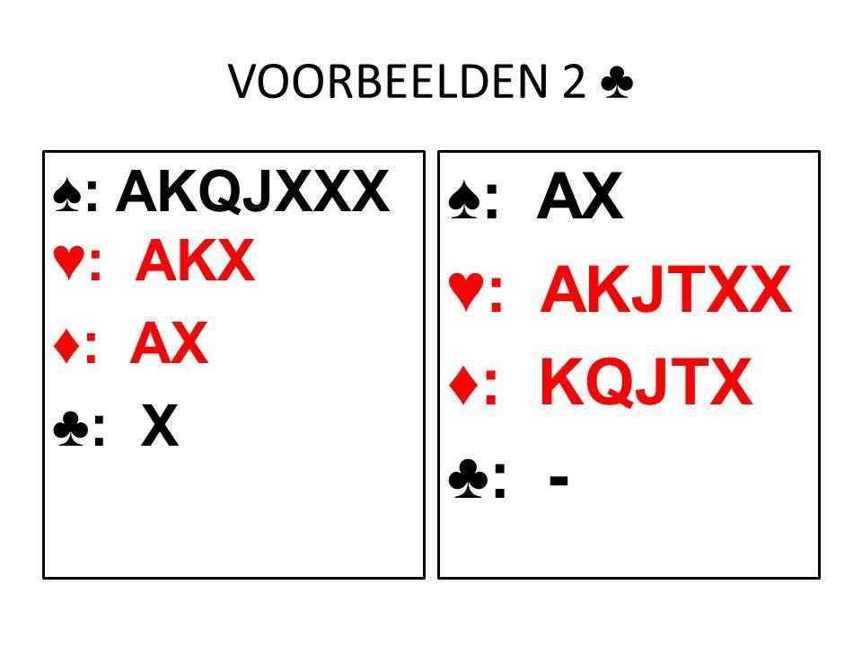 ♠: AX ♥: AKJTXX ♦: KQJTX ♣: - ♠: AKQJXXX ♥: AKX ♦: AX ♣: X