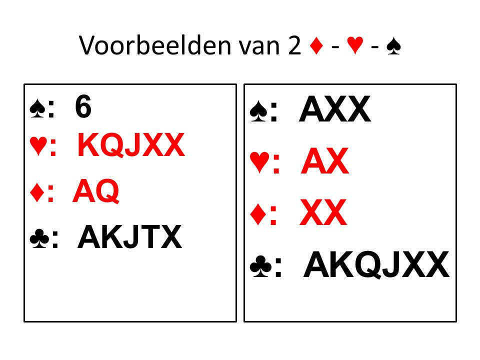 ♠: AXX ♥: AX ♦: XX ♣: AKQJXX ♠: 6 ♥: KQJXX ♦: AQ ♣: AKJTX