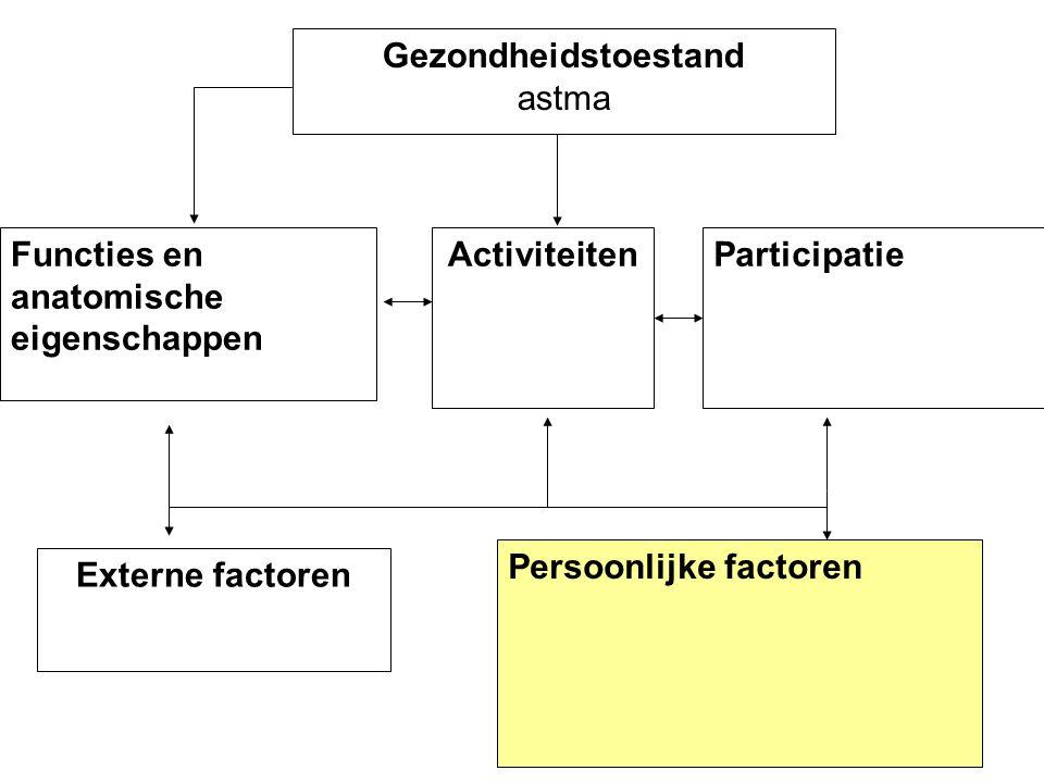 Activiteiten Externe factoren