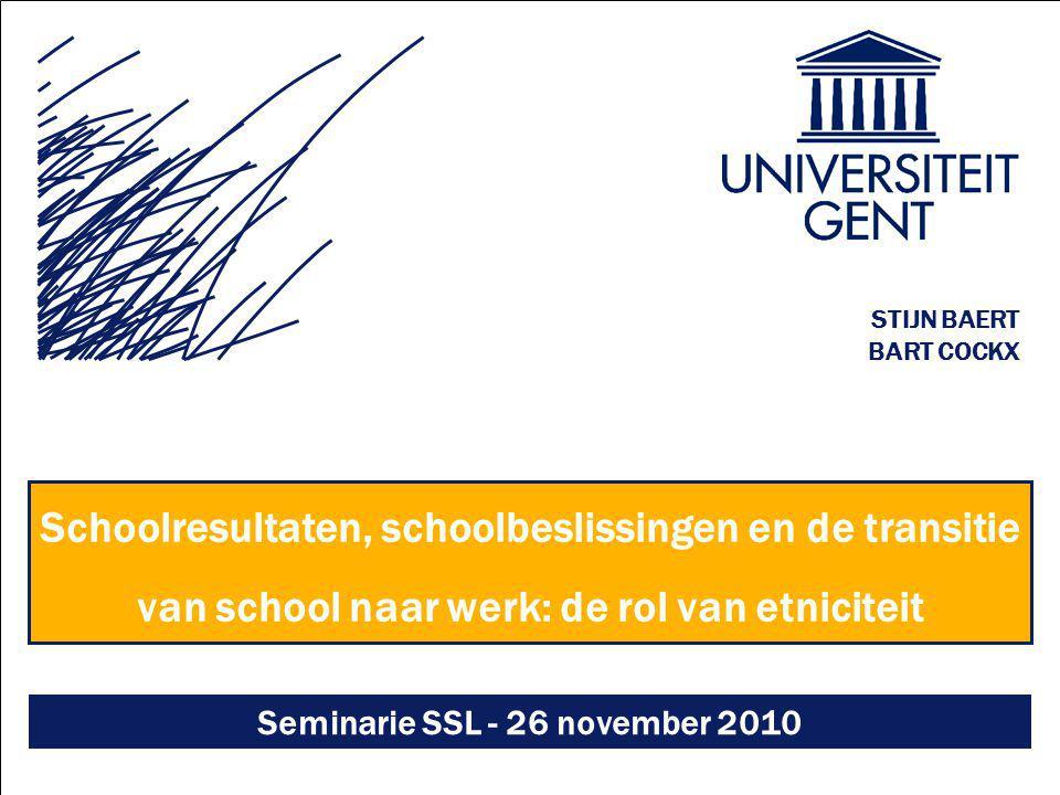 Seminarie SSL - 26 november 2010