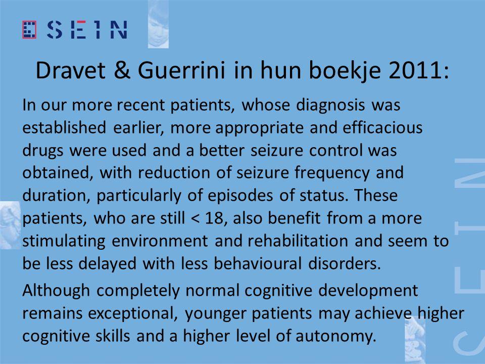 Dravet & Guerrini in hun boekje 2011:
