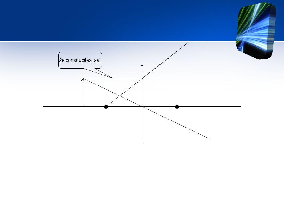 2e constructiestraal -