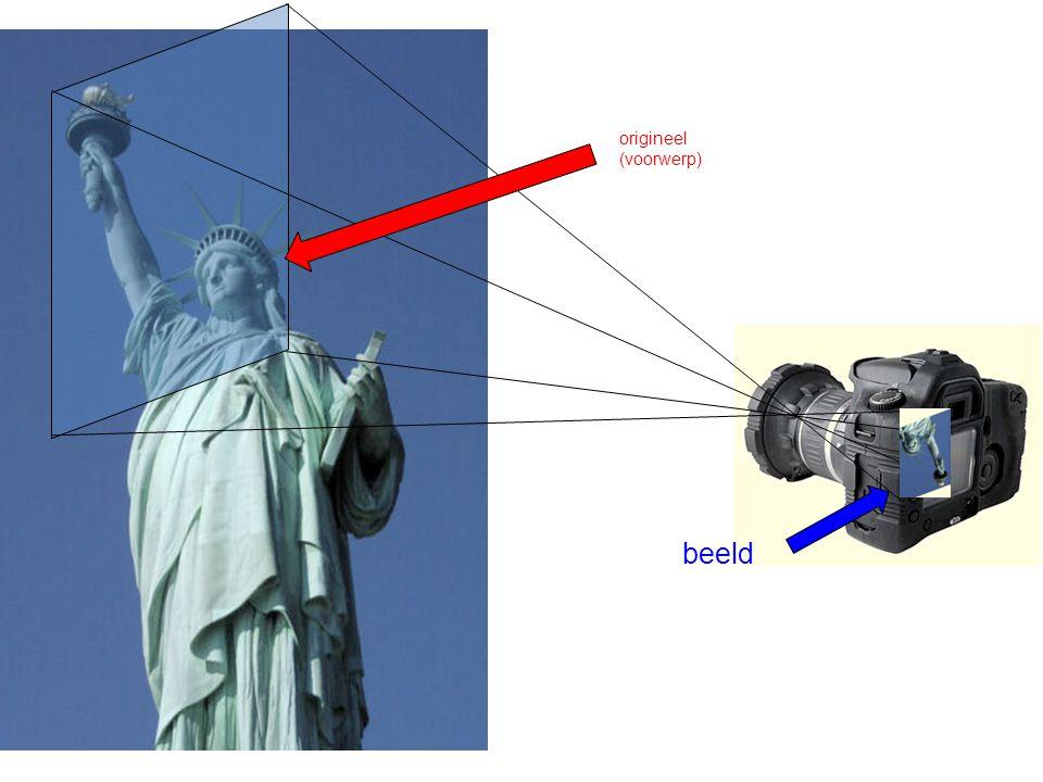 origineel (voorwerp) beeld