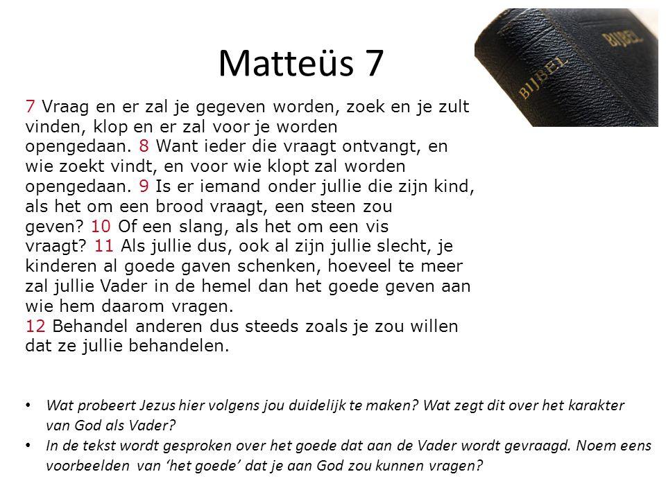 Matteüs 7