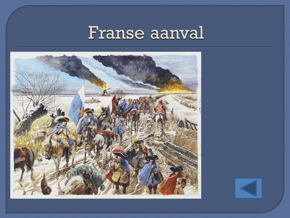 Franse aanval