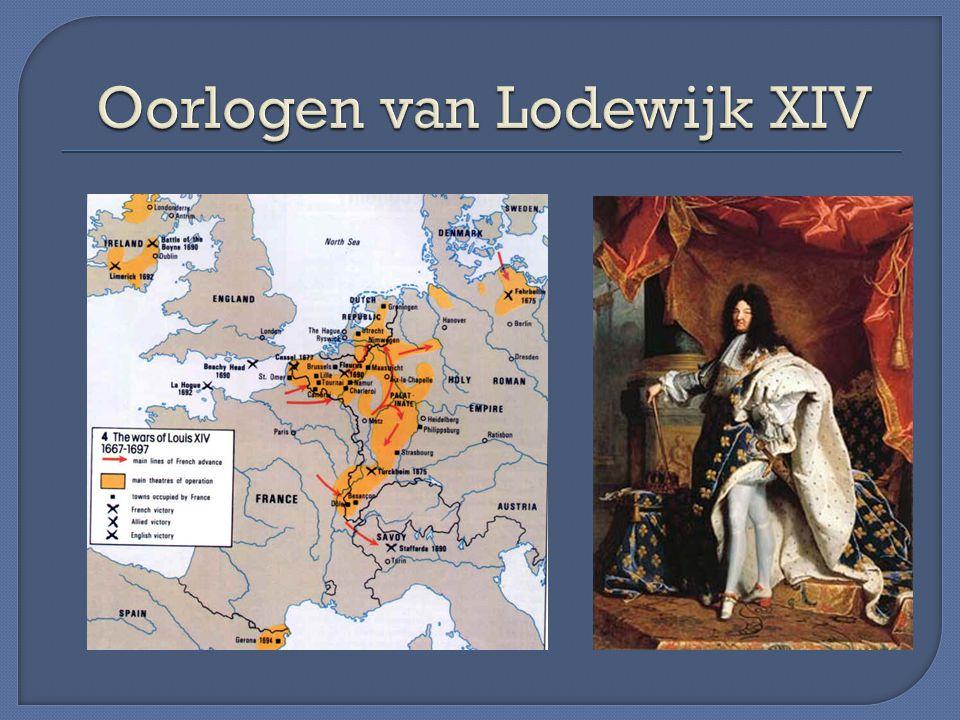 Oorlogen van Lodewijk XIV