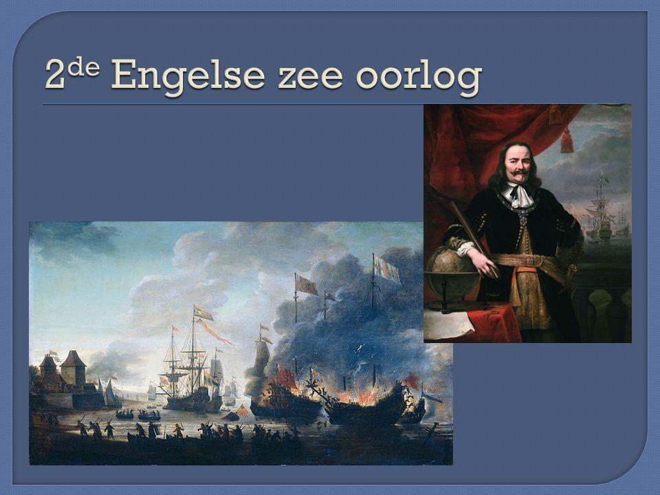 2de Engelse zee oorlog